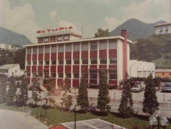 Historie van Olympia Express